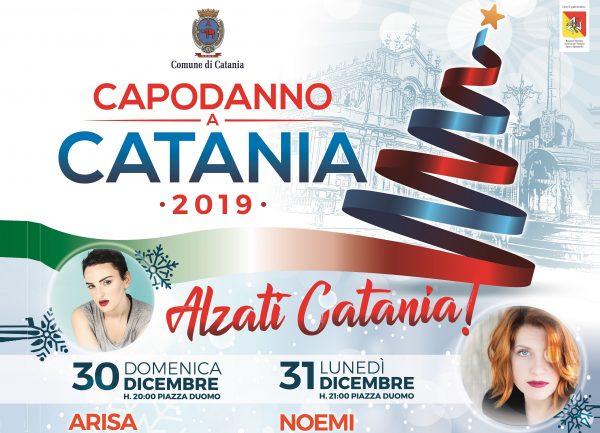 Capodanno 2019 catania