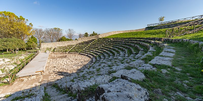 Teatro di Akrai