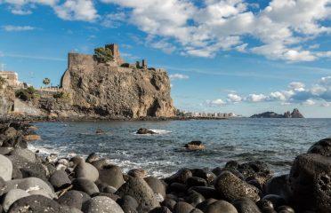 Il Castello Normanno-svevo di Aci Castello