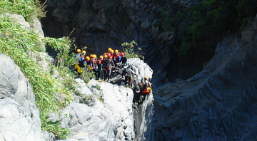 Canyoning – River Adventure