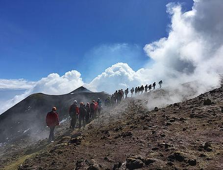 Etna Top Crater